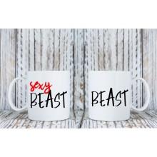 Mug *Sexy Beast/Beast*