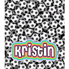 Soccer Girl Blanket- ND