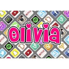 Pillowcase *Social Media* ND