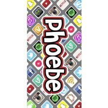 Social Media Towel- ND