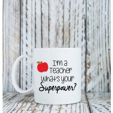 Mug * teacher superpower*