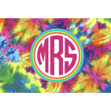 Floormat *Tie Dye Monogram* ND