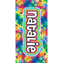 Tie Dye Towel- ND