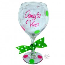 Wine Glass *Vino Fancy*