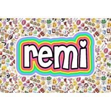 Floormat *White Emoji* ND