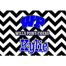 Wills Point Chevron Pillowcase