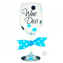 Wine Glass *Wine Diva*