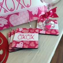Coasters *XOXO*
