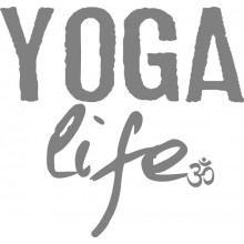 Yoga Life Decal